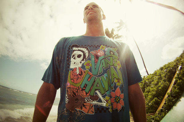 in4mation vans hawaii tshirt 5 Vans x In4mation Hawaii T shirt Collection
