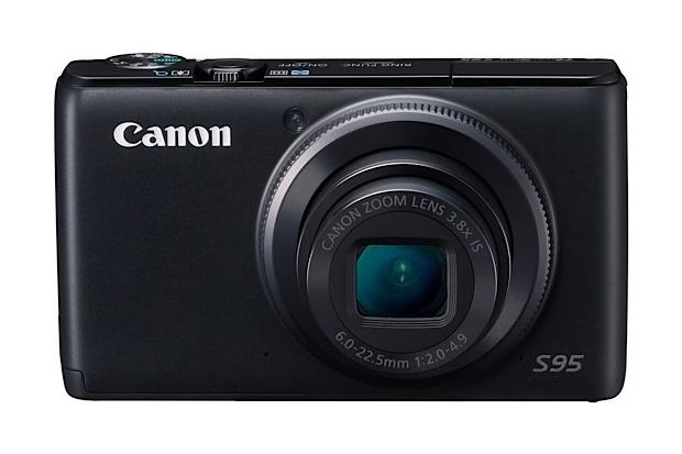 canon powershot s95 camera Canon PowerShot S95