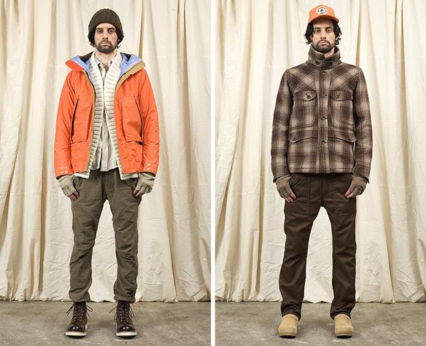 nonnative 2010 fallwinter collection 6 nonnative 2010 Fall/Winter Collection