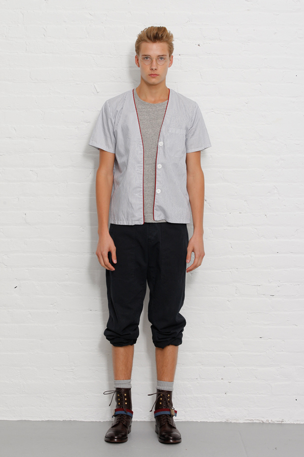band of outsiders 2011 spring rtw collection 15 Band of Outsiders 2011 Spring/Summer Collection