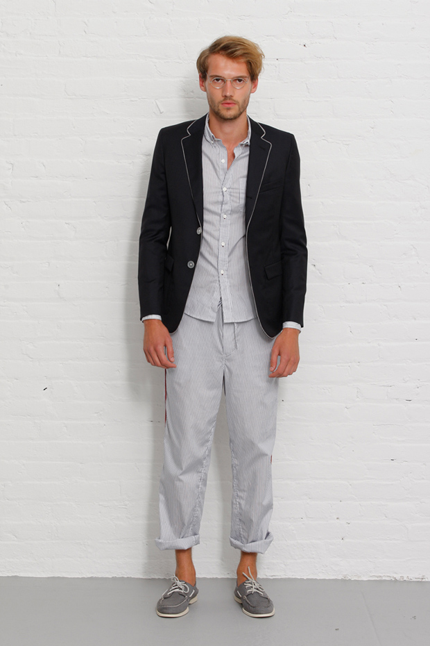 band of outsiders 2011 spring rtw collection 8 Band of Outsiders 2011 Spring/Summer Collection