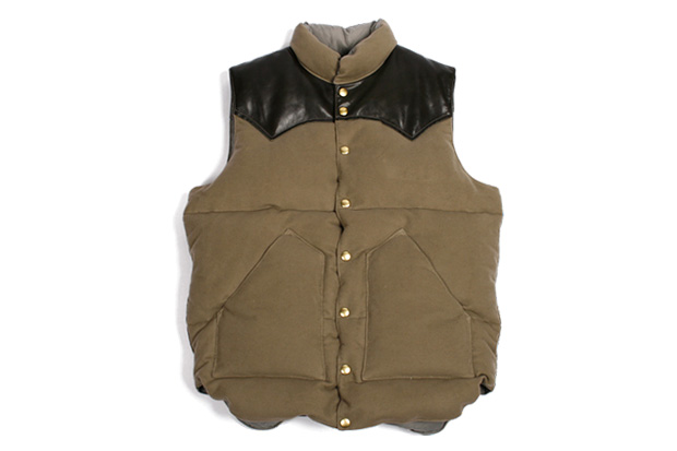 beauty youth rocky mountain featherbed down Beauty & Youth x Rocky Mountain Featherbed Down Vest
