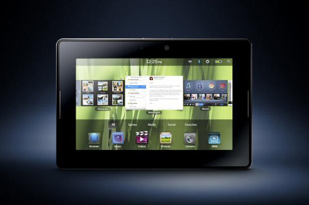 blackberry playbook BlackBerry PlayBook