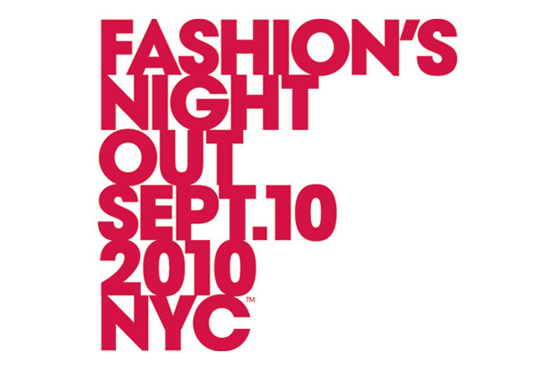 fashions night out 2010 Fashions Night Out September 10th 2010 NYC