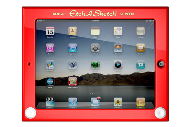 headcase etch a sketch ipad case Headcase Etch A Sketch iPad Case