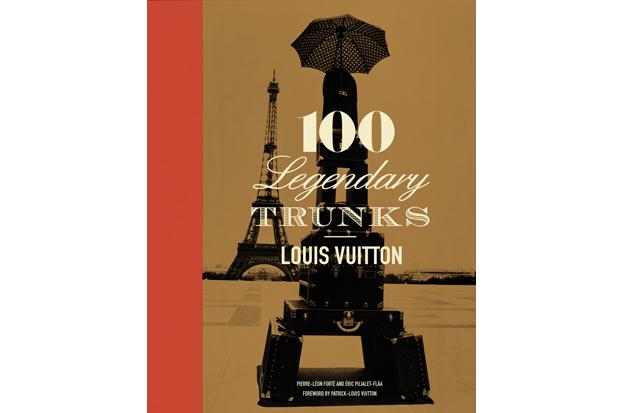 louis vuitton 100 legendary trunks 0 Louis Vuitton: 100 Legendary Trunks