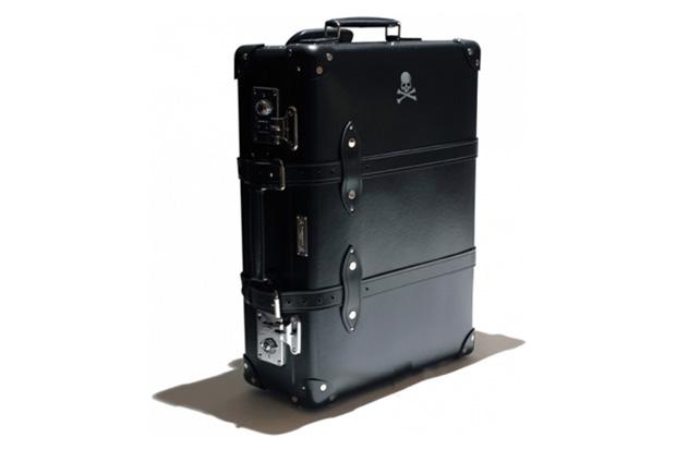mastermind japan globe trotter suitcase mastermind JAPAN x Globe Trotter Suitcase