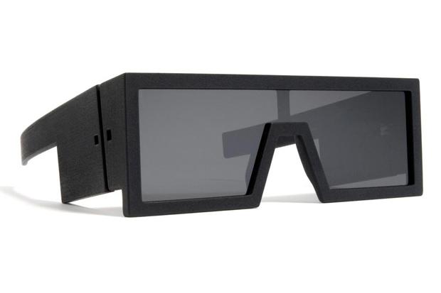 rad hourani x mykita 2011 springsummer sunglasses 0 Rad Hourani x MYKITA 2011 Spring/Summer Sunglasses