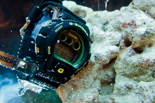 subcrew casio gshock sharkmarine dw6900 2 Subcrew x Casio G SHOCK Sharkmarine DW 6900