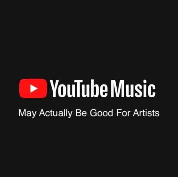 Why YouTube Music's most recent figures are actually good news for artists - Hypebot