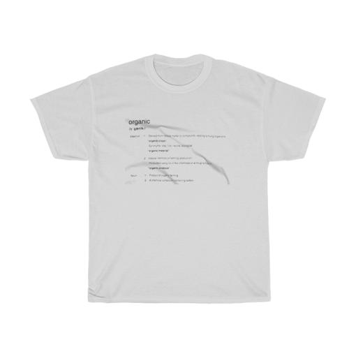 Louis Tomlinson Dictionary Organic T-Shirt