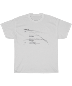 Louis Tomlinson Dictionary Organic T-Shirt