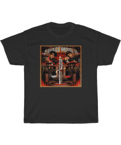21 Savage ft Metro Boomin Savage Mode 2 T-Shirt