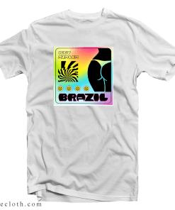 Tyga Iggy Azalea Sip It Brazil T-Shirt
