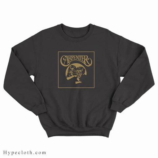 Vintage The Carpenters Sweatshirt
