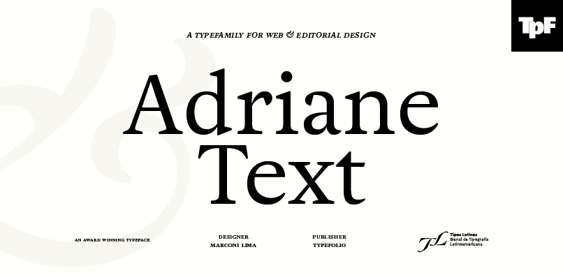 Part 2 of our ongoing look at designers' top 50 fonts