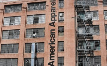 American Apparel Is Closing
