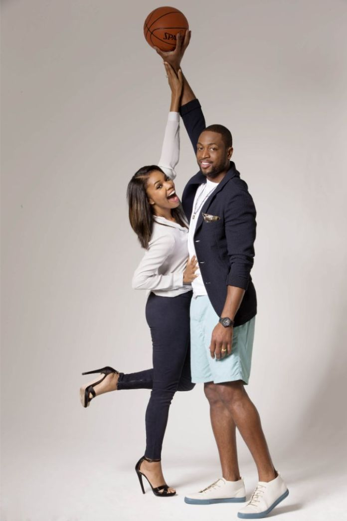 Dwayne Wade and Gabrielle Union To Host (3)(1)