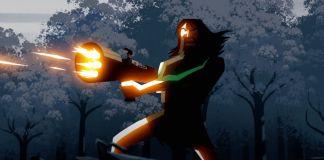 Samurai Jack Bleeds in the Longest