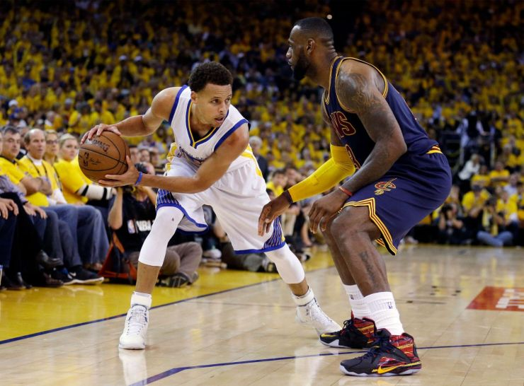 Studded NBA Finals In History-1