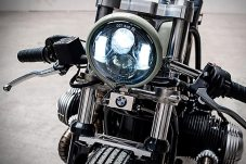 Ironwood Custom BMW R80 Motorcycle 3