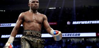 Floyd Mayweather may not stay