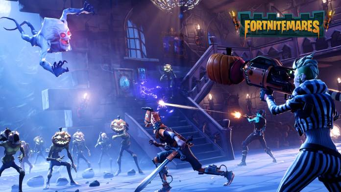 Fortnite Adds Zombies