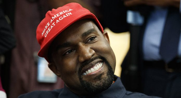 Mind Control Is The Topic of Kanye Wests