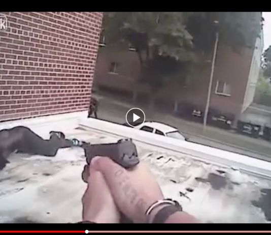 Bodycam shows cop WRONGFULLY SHOOTING