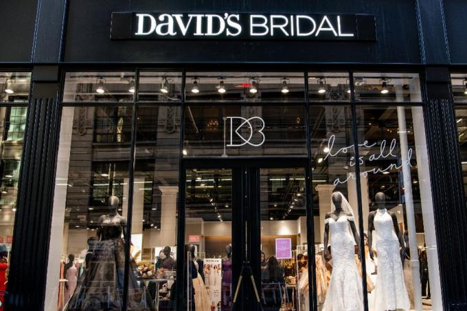 David's Bridal is Running Out of Mula: The Company is Filing for Bankruptcy