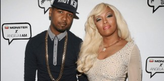 Juelz Santana Puts His Stamp On Kimbella