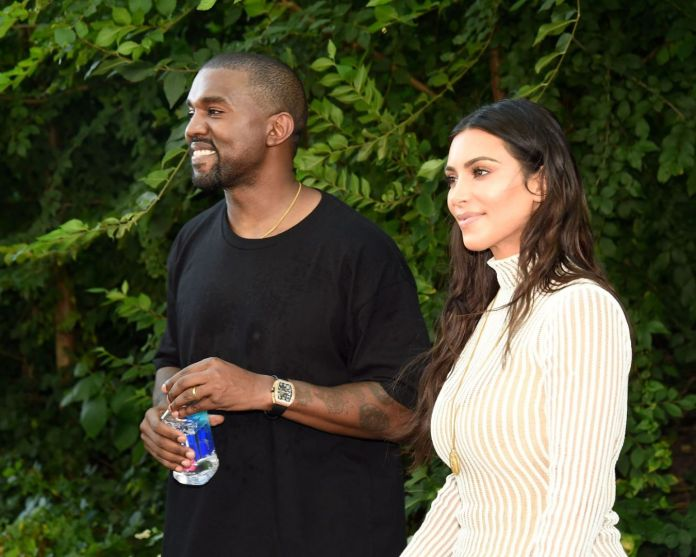 Kim Kardashian West Says She