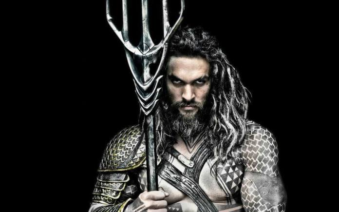 King in the final Aquaman trailer