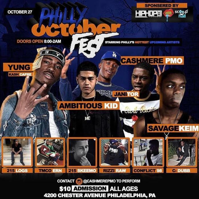 Philly Octoberfest