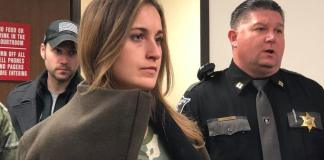 Former Miss Kentucky Gets Caught