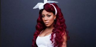 K Michelle Claims Idris Elba Can