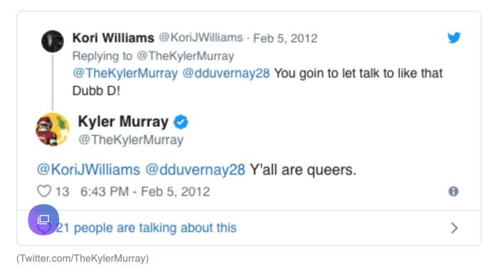 Kyler Murray Is Like Every-1