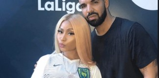 Nicki And Drake Are At Odds