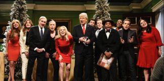 Trump Thinks SNL is Breaking