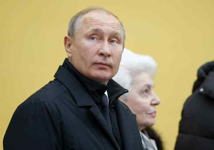 Vladamir Putin on Nuclear War