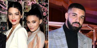 Drake Hosts Epic NYE Party