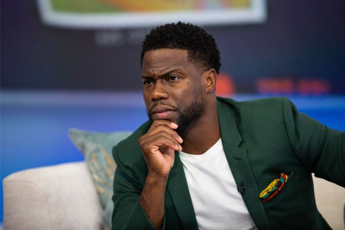 Kevin Hart Apologizes Again