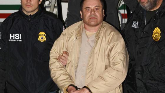 El Chapo Guilty