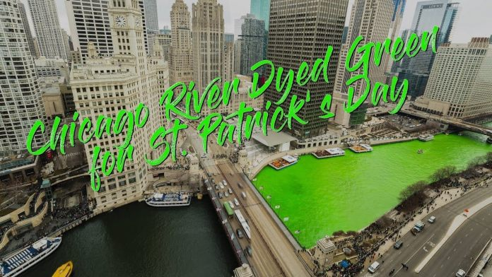 Chicago River Causes a Twitter