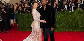 Kanye West And Kim Kardashian Pulls