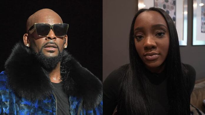 R Kelly Threatens To Publicly Shame