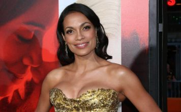 Rosario Dawson Is Getting Some