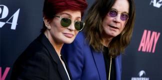 Sharon Osbourne Suicide Attempt