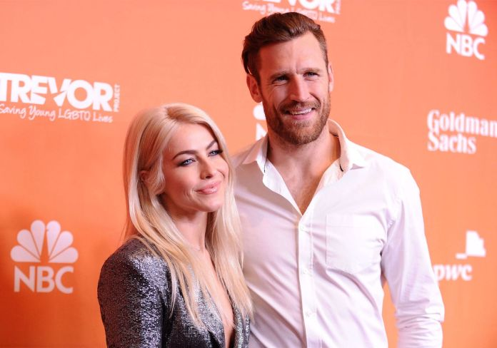 Julianne Hough Has A Husband