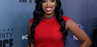 Porsha Williams Padlock Again